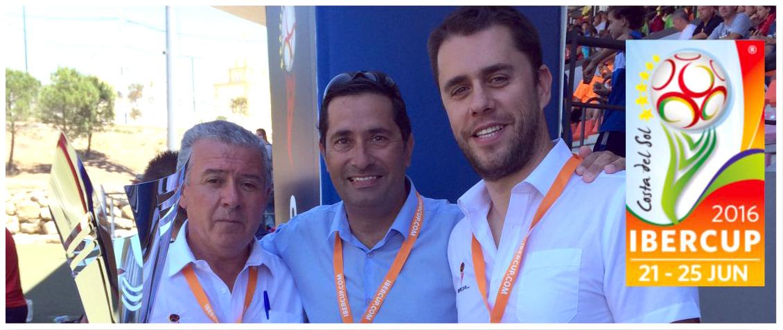 Acuerdo con IBERCUP 2016
